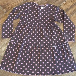 Boutique Polka Dot Dress